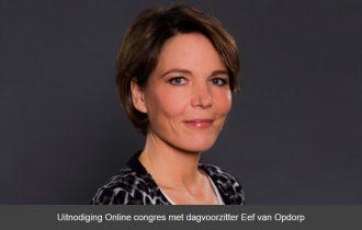 Eef van Opdorp congres